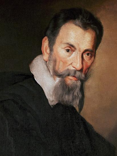 portrait de Monteverdi